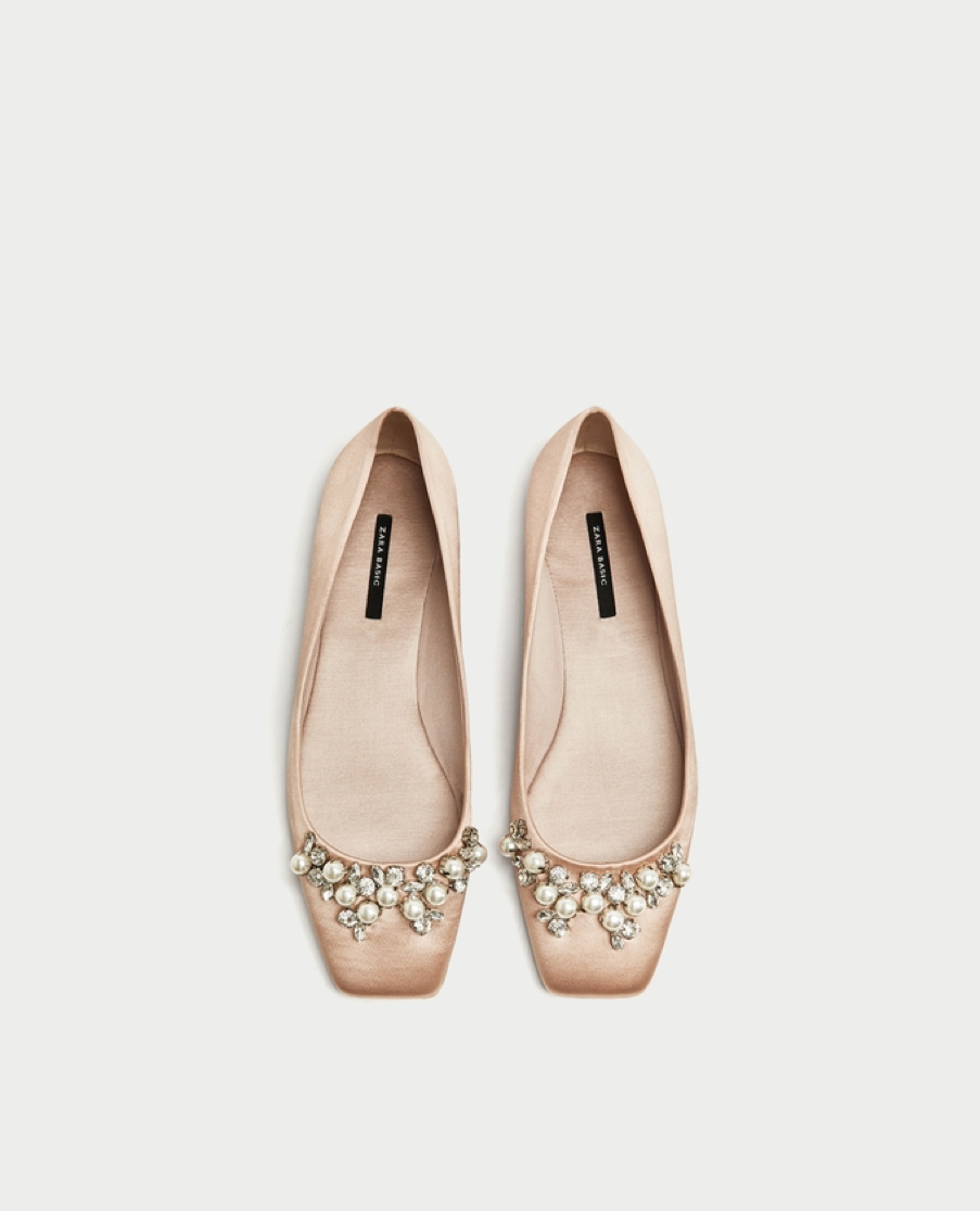 how to style flats 6