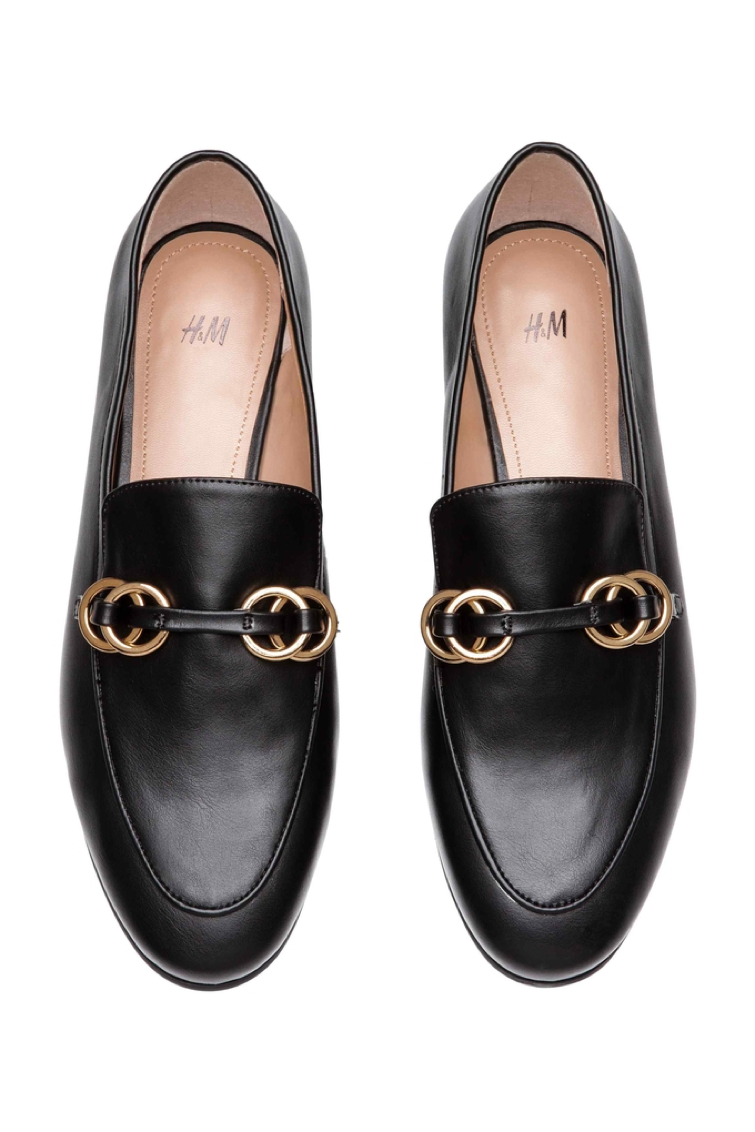how to style flats 7