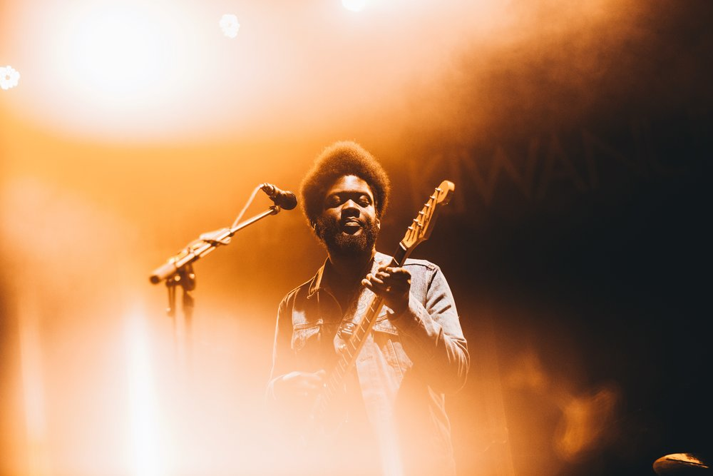Michael Kiwanuka  (Boston, MA)