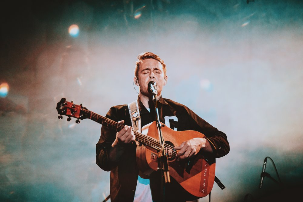 Dermot Kennedy (New York, NY)