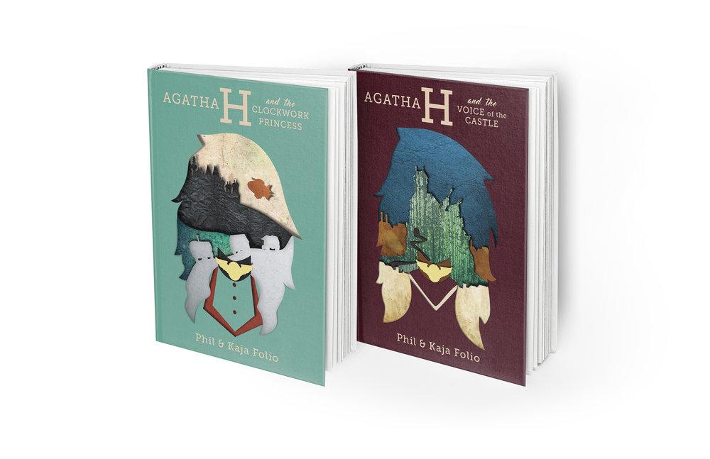 Agatha H Series Book 2&3