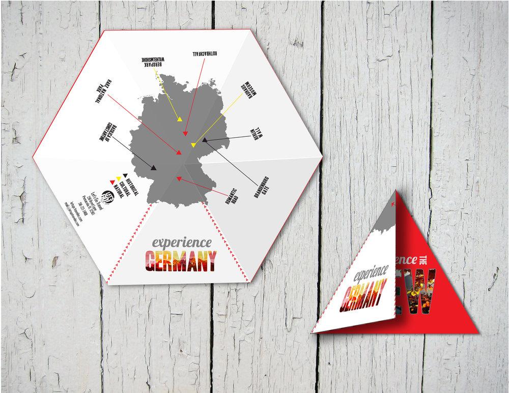 Germany Travel Brochure