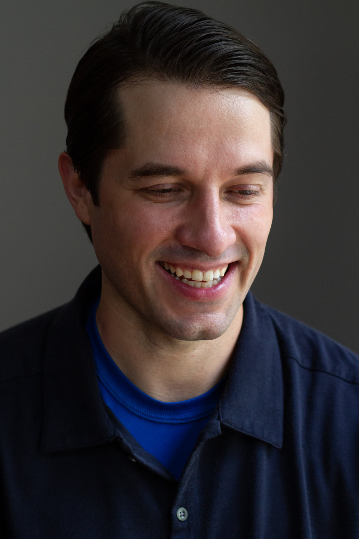 Headshot portrait: Tony