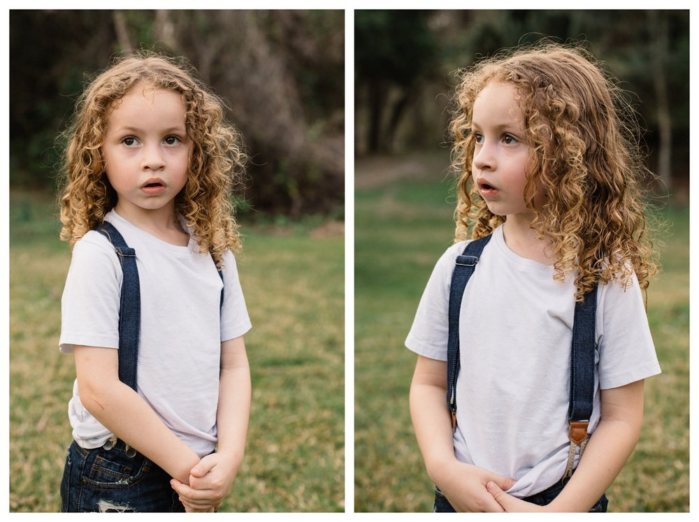 Boy with Curly Long Hair Orlando Child Photographer.jpg