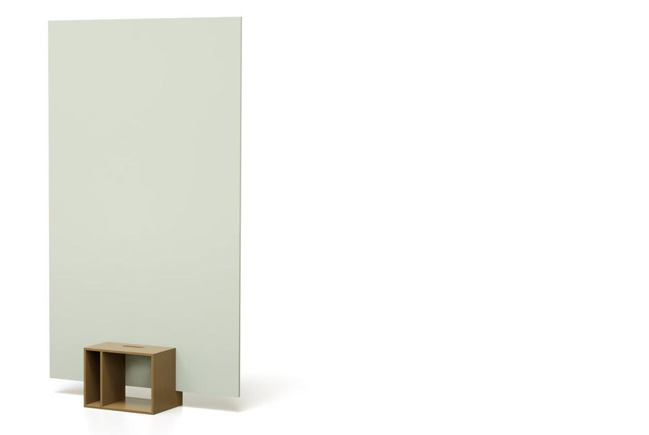 Whiteboardständer aus Holz