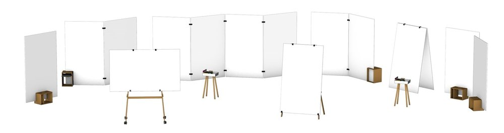 Design Thinking Whiteboard