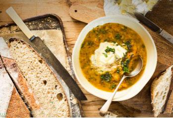 Carrot Caraway Soup