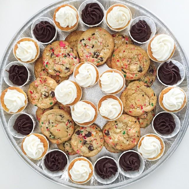 bites desserts catering dessert trays