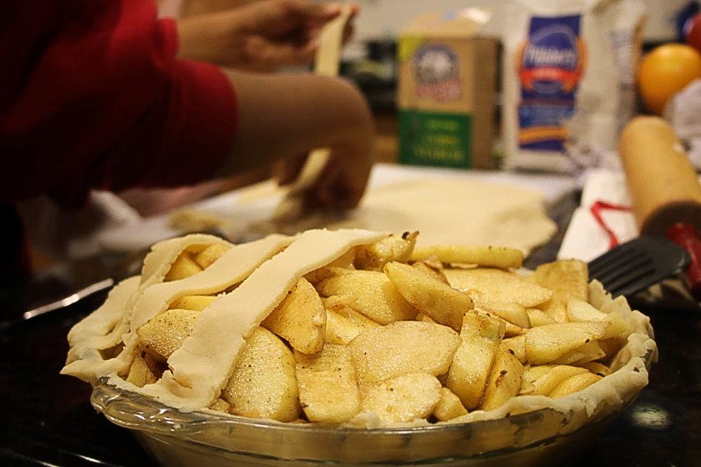 Apple Pie- Irradiate Me