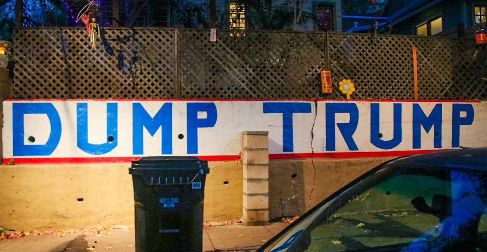 Dump Trump - Irradiate Me