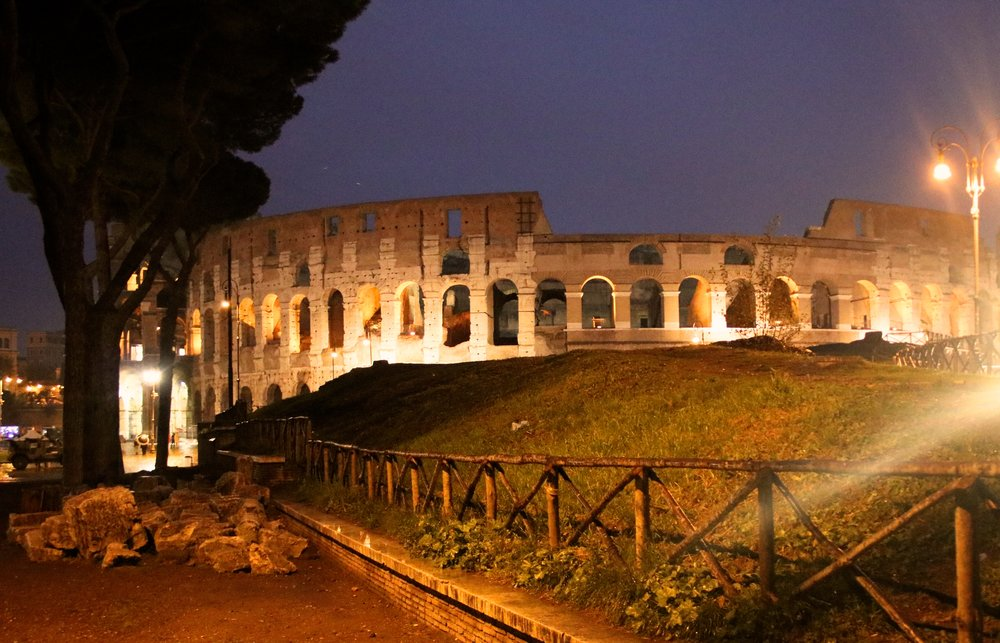 Location: Colosseo