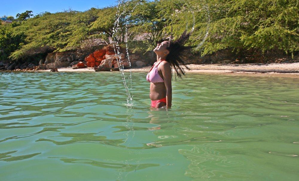 Playa Santa, Photo: Janice Alvarez