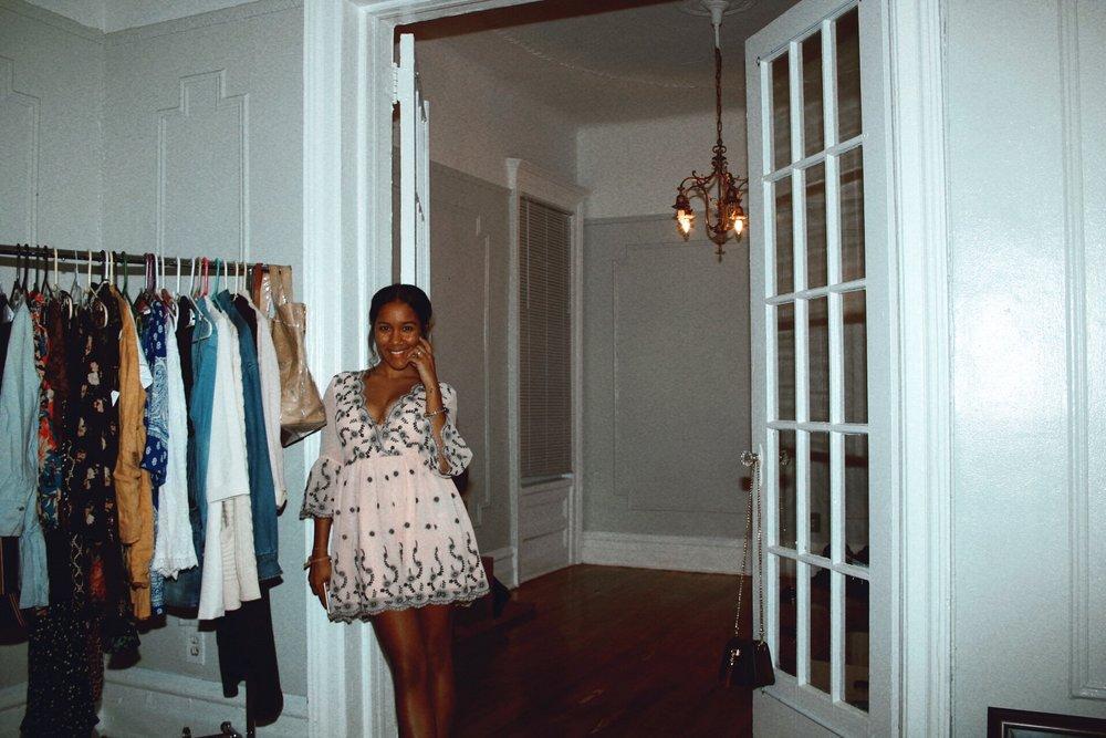 Dress: Forever21; Photographer: Mika Roque