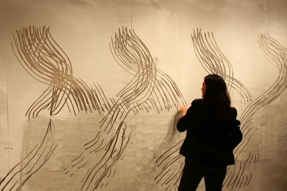 AIR gallery, Dumbo art center brooklyn, 2012.