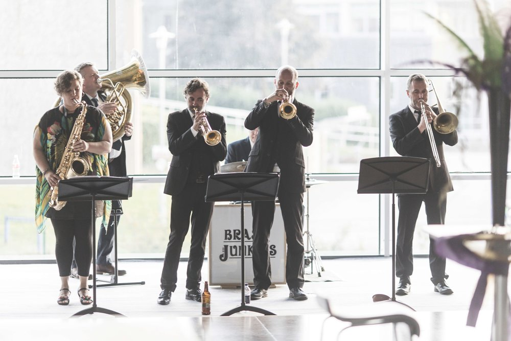 Brass Junkies Event