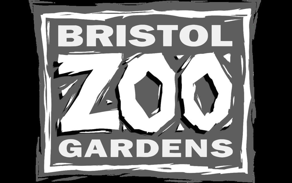 bristol Zoo B+W Logo.png