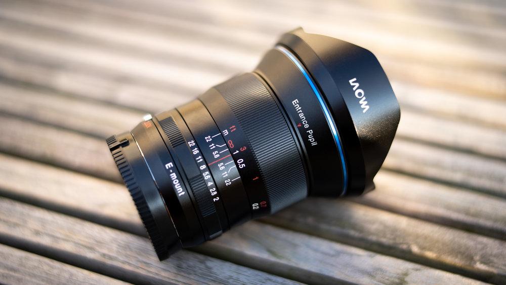 LAOWA 15mm, f/2 Zero-D