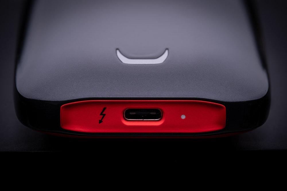 Samsung X5 - Portable SSD