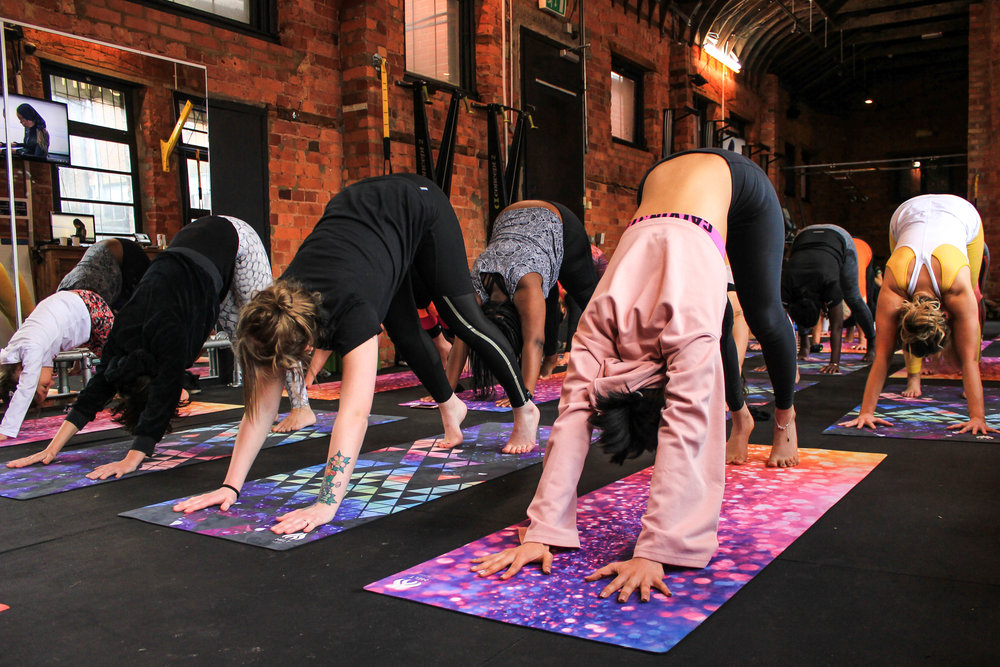 Let's do yoga - Start or develop your yoga practice