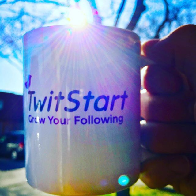 Loving the wonderful weather this spring day!  Working outside today while I can!  #ride to #work #bike #bikes  #spring #sunday #mug #sun #sky #TwitStart #toronto #torontolife #torontolove #toronto_insta #thesix  #social #socialmedia #socialmediamarketing #socialmediamanagement #instagram #twitter #twittergrowth