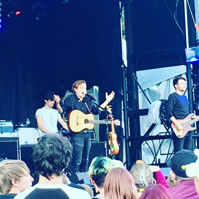 Awesome set by @scotthelman at #hamilton #festivaloffriends part of #ontario #150 #ontario150 #music #festival in #gage #park #friends #livemusic #outdoors #beer #moosehead