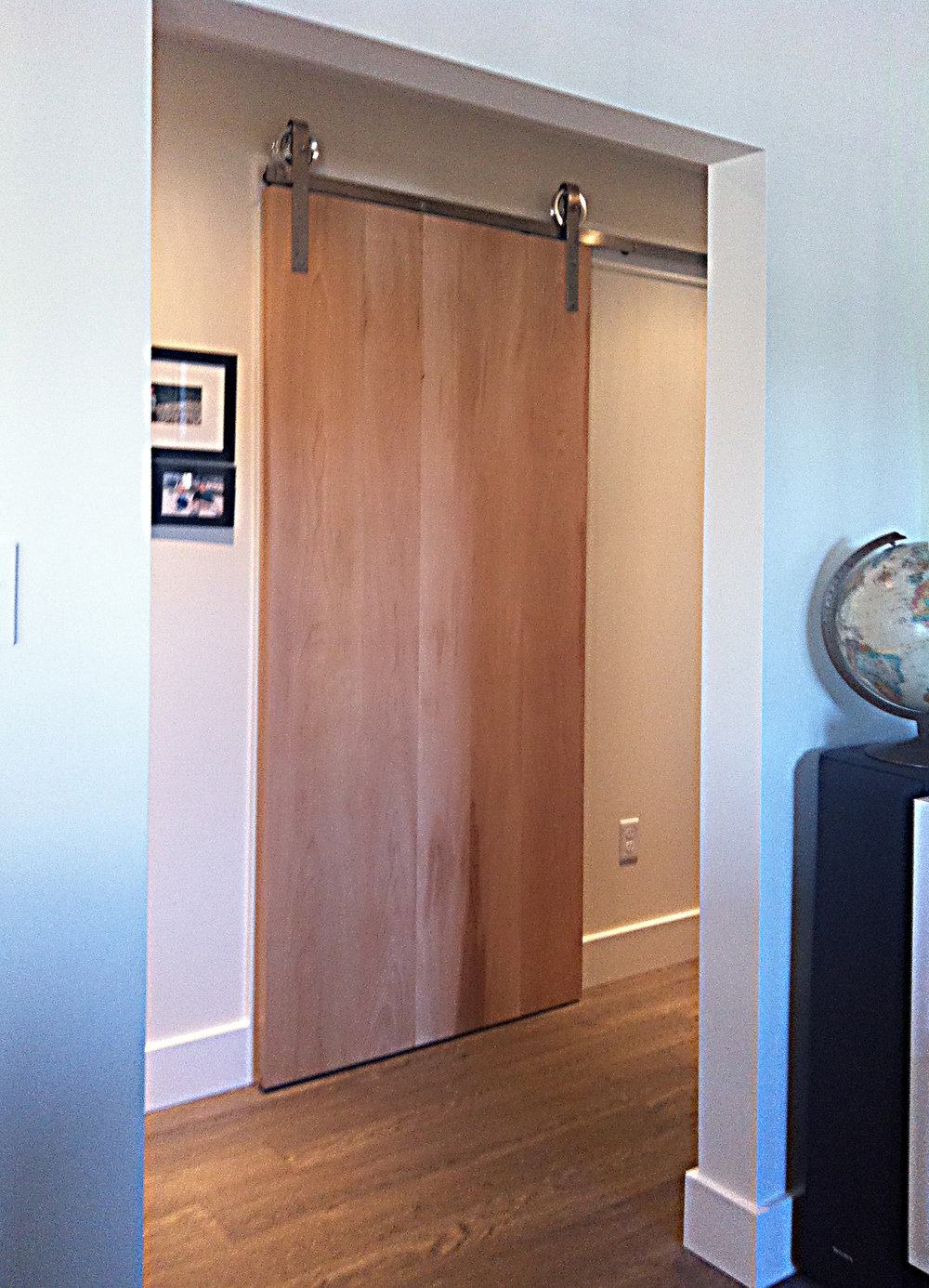 This Door. Stainless Steel Hardware. Stainless Steel Hardware. Stainless  Steel Hardware. Interior Doors   Solid Core Flush ...