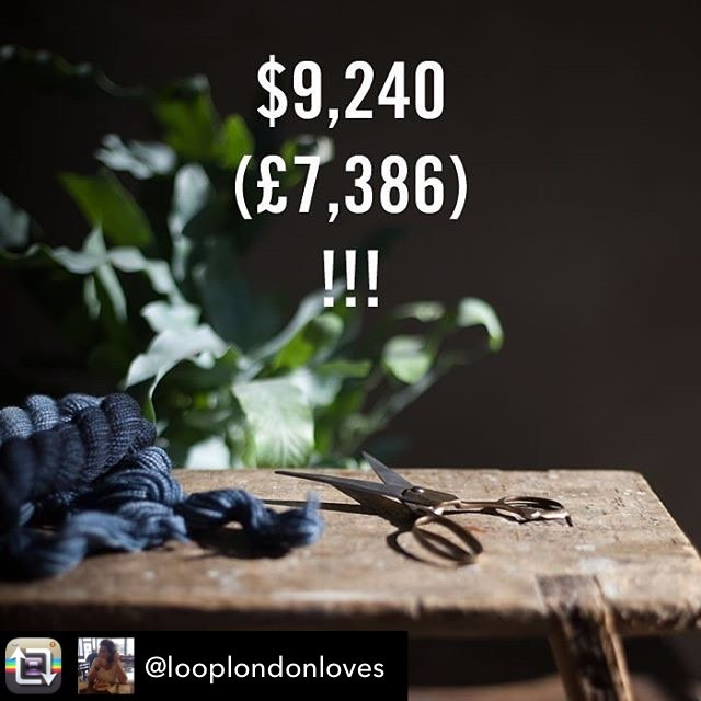 Good for you, Susan!  Repost from @looplondonloves using @RepostRegramApp - This is what you did. I'm beyond proud of my customers and incredible staff that made it possible to just donate this to @aclu_nationwide to help them with all the great work they do. My dad has always supported them, along with the Southern Poverty Law Center. Never did I imagine that I would be able to make such a donation through my knitting shop and it's all because of you. The notes that were written on your online orders from across the globe and the people in the shop yesterday sometimes brought me to tears of gratefulness and hope. Thank you to each and every one of you. #knitting #crochet #icantkeepquiet #grateful #ilovemystaff #ilovemycustomers