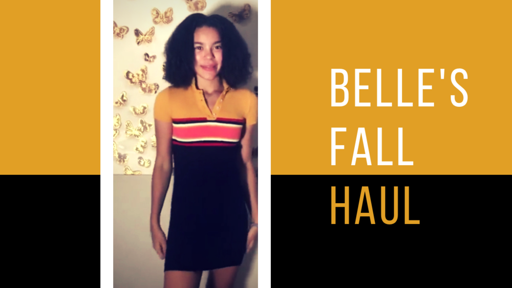 Belle's Fall Haul YouTube Cover.png