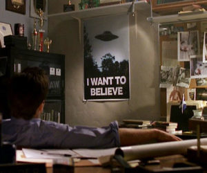 I Want To Believe X-Files Poster £6.58