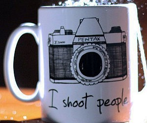 I Shoot People Mug £8.50
