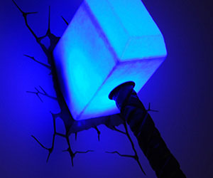 Thor's Hammer Night Light £19.99