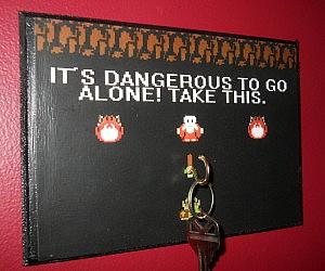 Zelda Key Hanger £14.77
