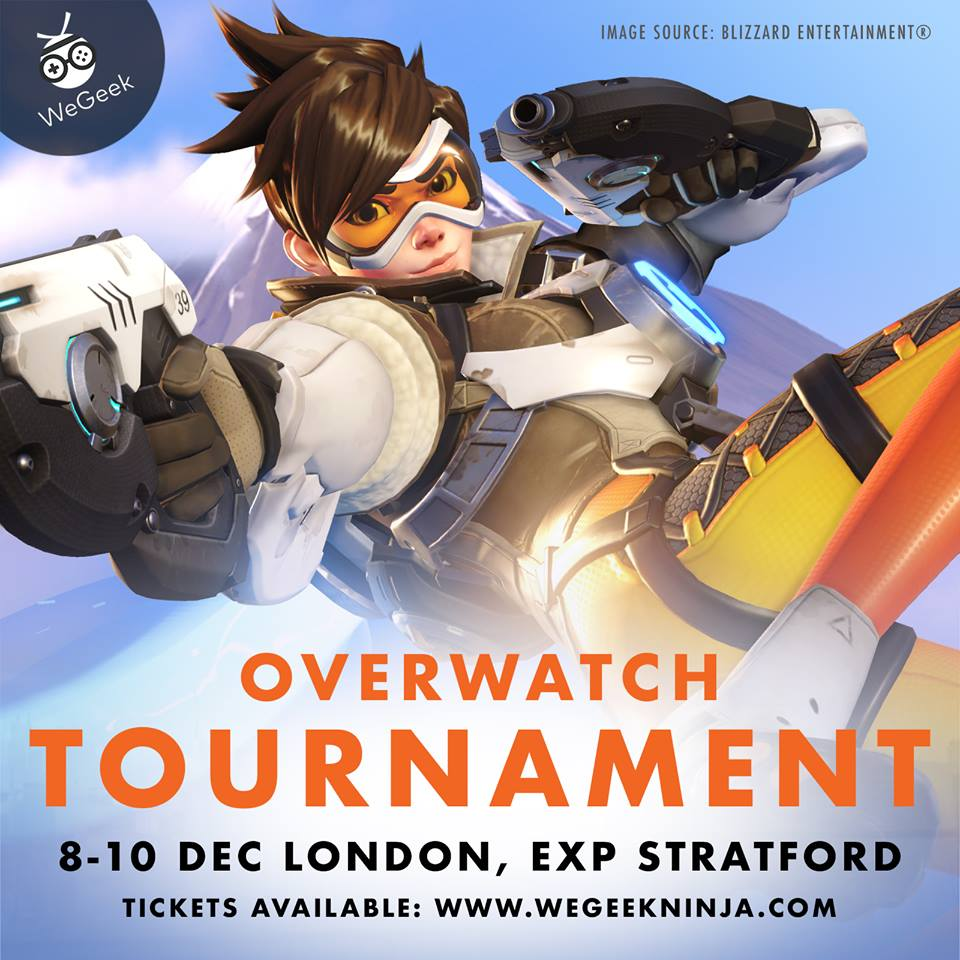 Congratulations South Korea on winning the 2017 Overwatch World Cup. For those who can't wait for the next competition, we've got you covered. Join us at the Overwatch Tournament at  WeGeek's Gaming Utopia  and sign up for a chance to win some exciting prizes  goo.gl/CFpbxs
