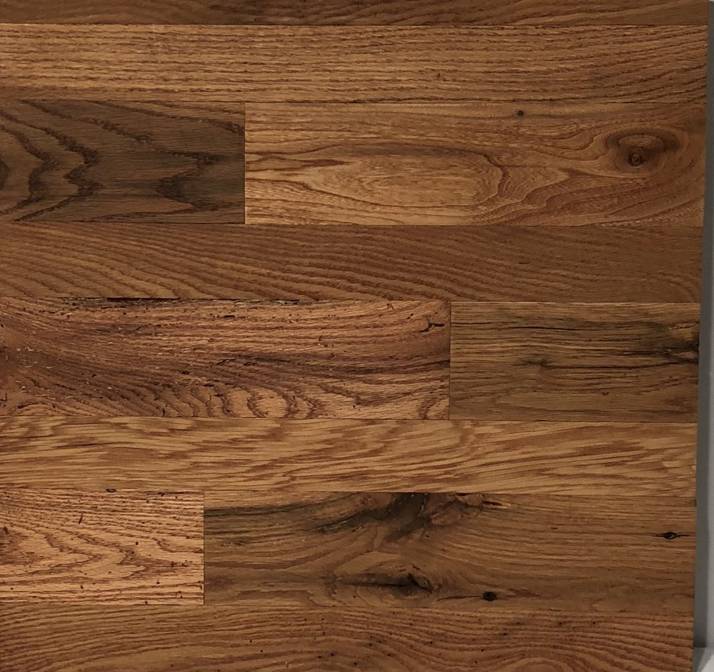 ANTIQUE AMERICAN OAK SELECT