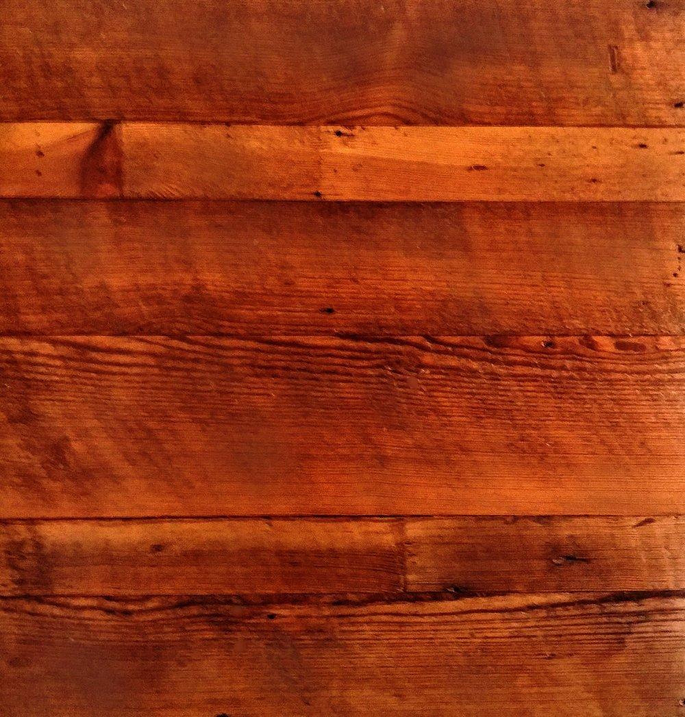 Antique Heart Pine Rustic -