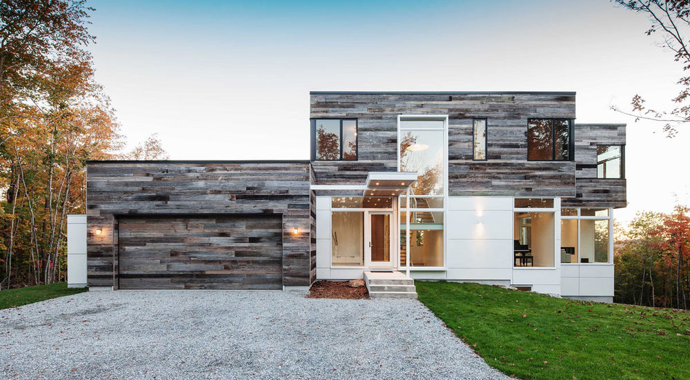 Antique Grey Barn Wood siding