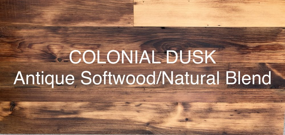Colonial Dusk Collection
