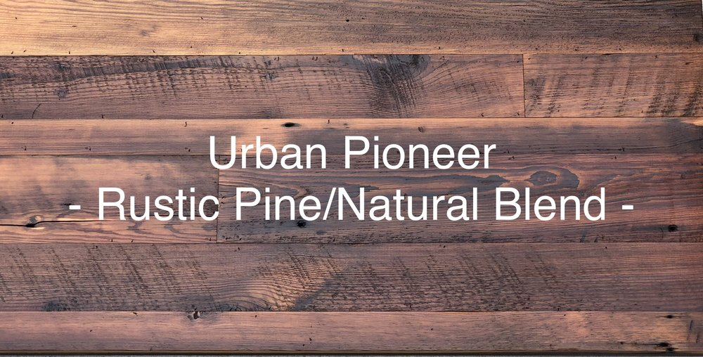 urban pioneer collection