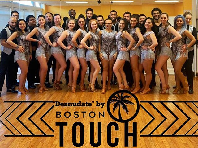 These sexy #bostontouch teams are debuting tomorrow at the @black_mamba_dance_company social! #letsgo