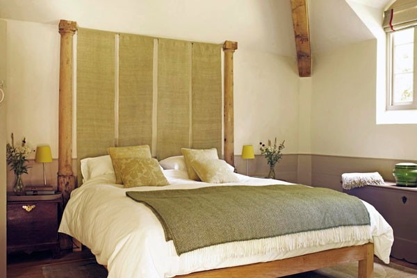 Luxury bed and breakfast near Mells in Somerset