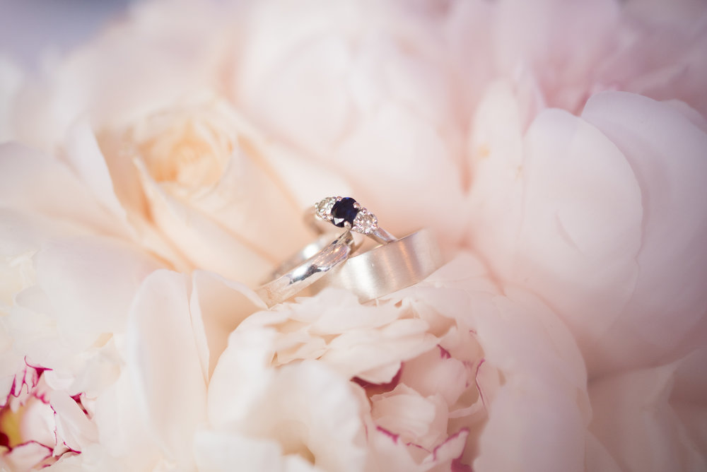 Toronto Wedding rings at Airship 37 with Soundslikeyellowphotography