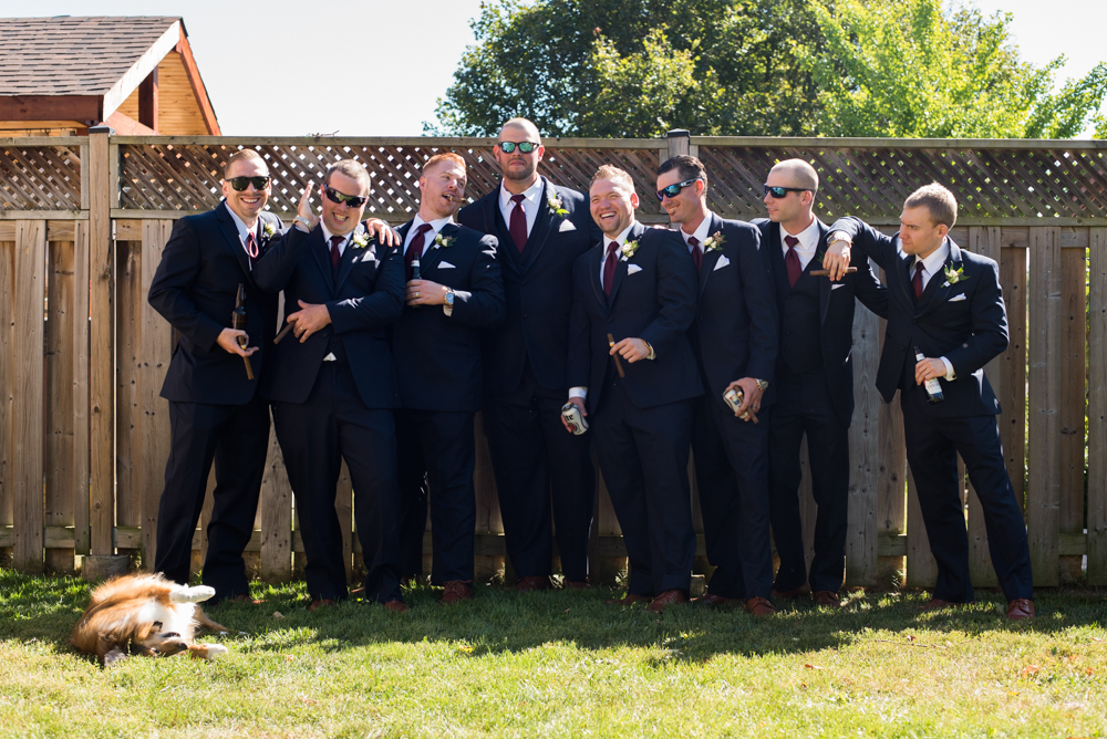 Dundas Valley Wedding Photography with Soundslikeyellowphotography