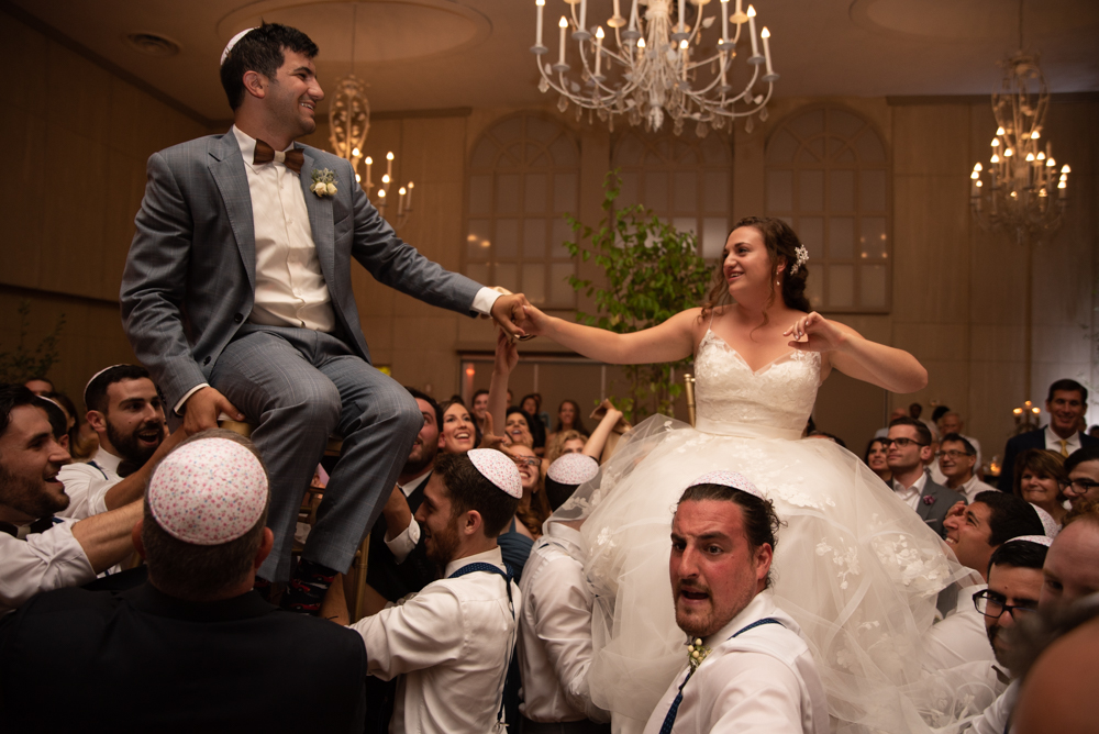 Hamilton Jewish Wedding with soundslikeyellowphotography