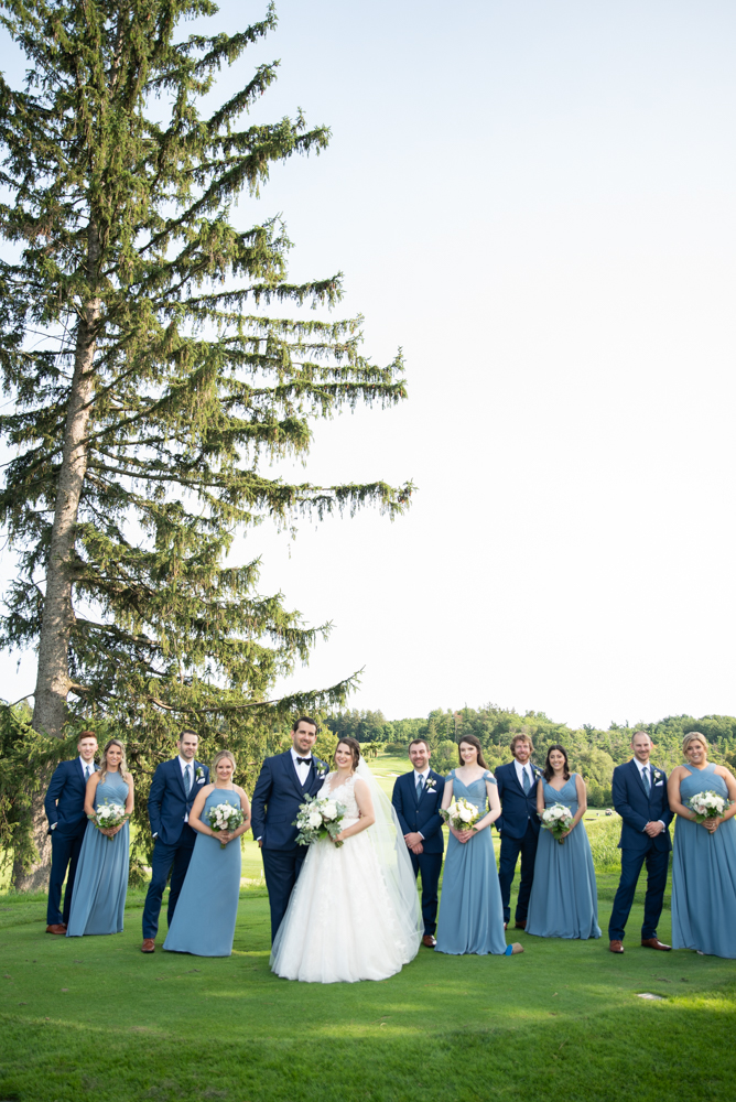 Hamilton Golf and Country Club Wedding Photography with Soundslikeyellowphotography