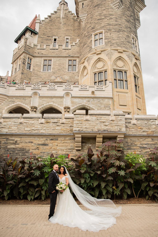 Casa Loma Toronto Wedding with Soundslikeyellowphotography