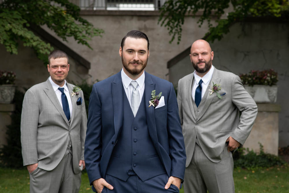 Langdon Hall wedding with Soundslikeyellowphotography
