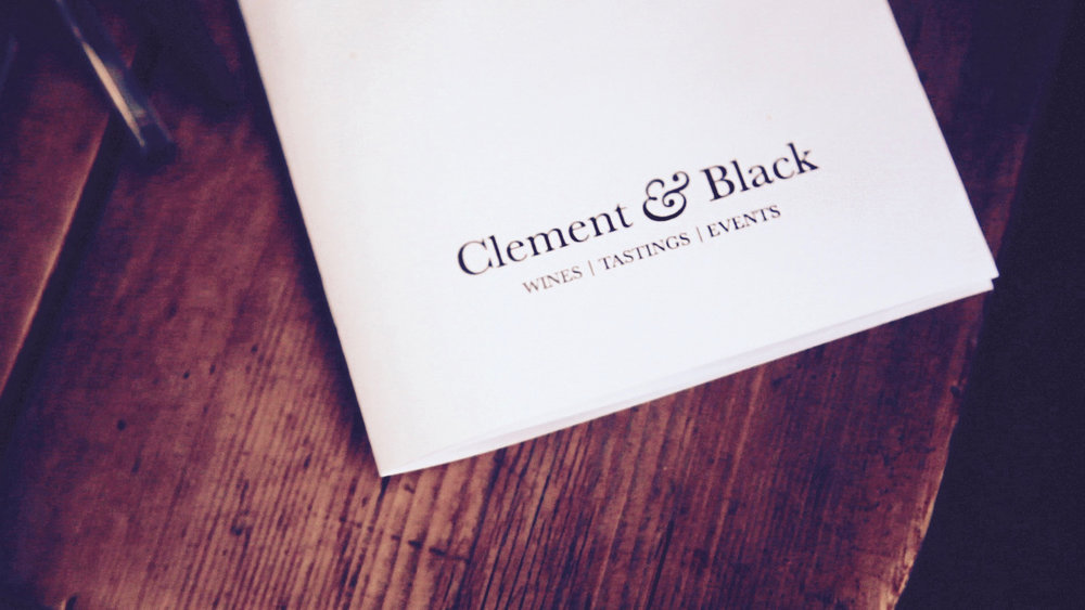 ABOUT US   London booze lovers with a thirst for sharing   Meet Clement & Black