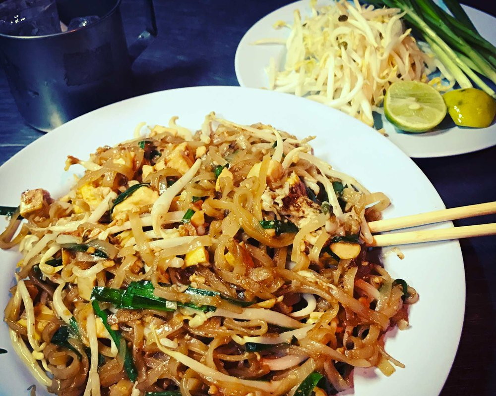 Pad Thai, the Digital Nomads' favourite dish