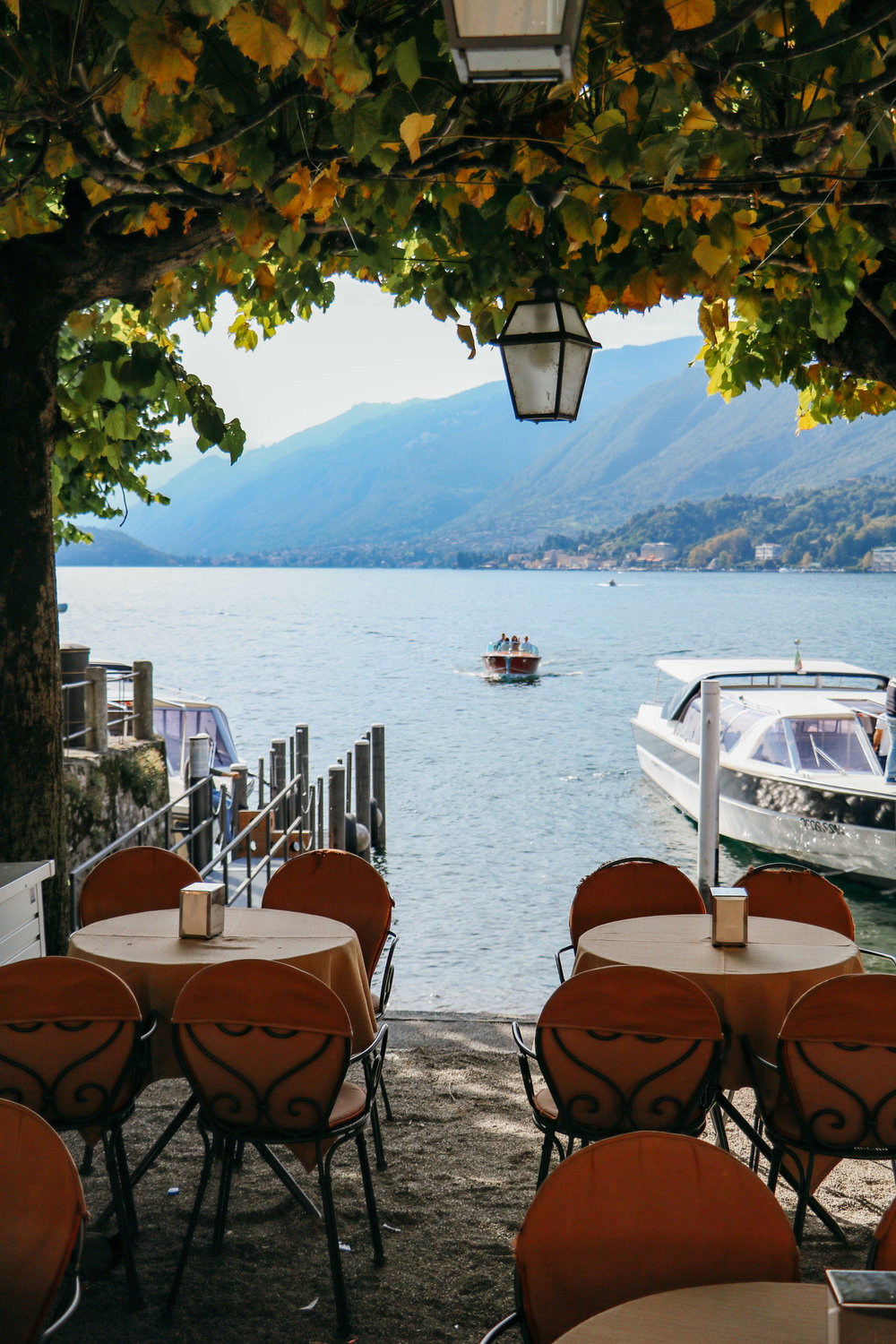 My Tapestry Heart - Lake Como