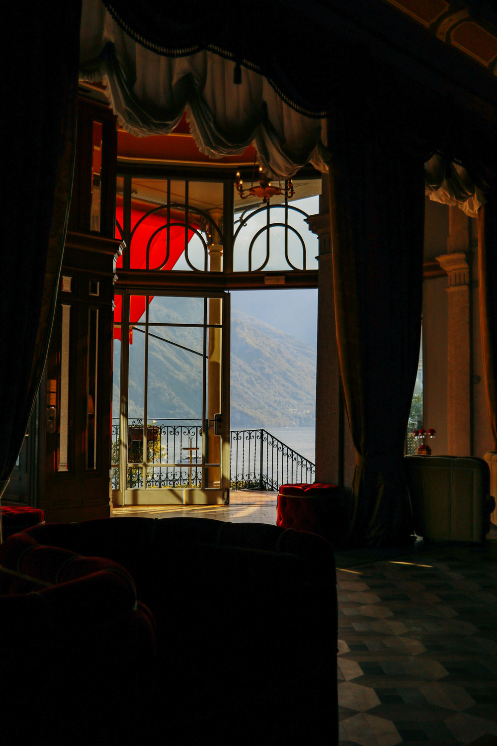 My Tapestry Heart - Grand Hotel Tremezzo